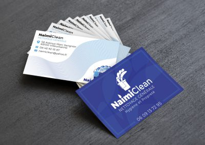 cleaners-business-card-mockup